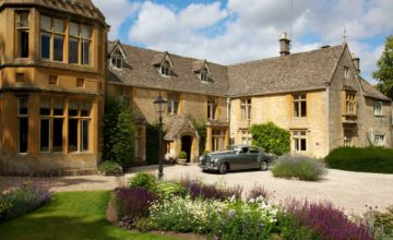 Best restaurants with rooms in Cotswolds