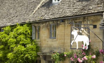 Best dog friendly hotels in Oxfordshire
