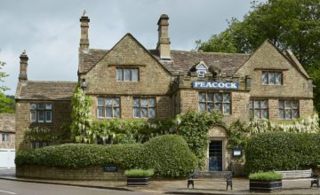 Best dog friendly hotels in Derbyshire