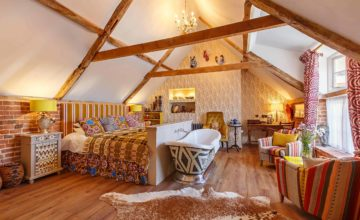 Best romantic hotels in Norfolk