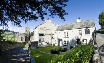 Best restaurants with rooms in Cumbria